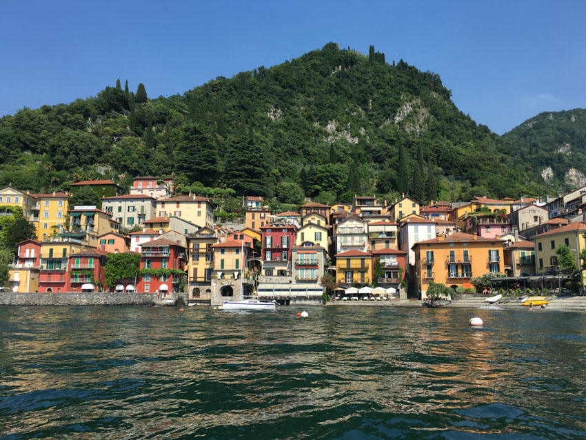 A view of Varenna