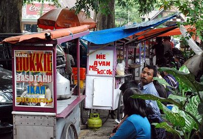 Asian stalls