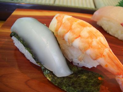 Yay sushi!