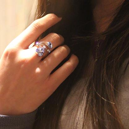Swirly ring