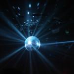 The GoodGod disco ball