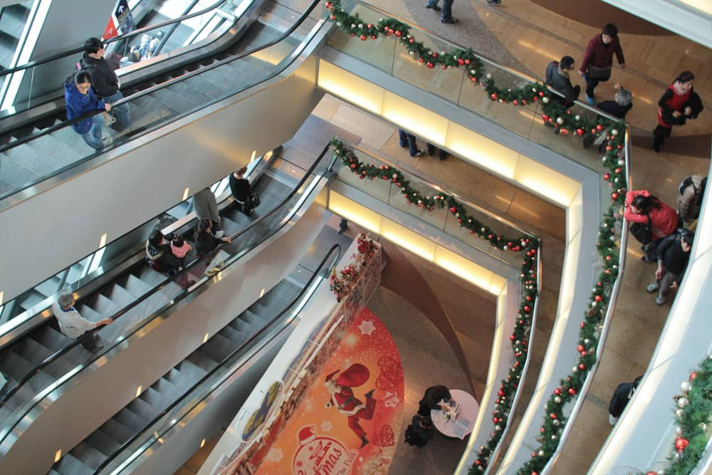 The Peak Galleria (shopping centre)