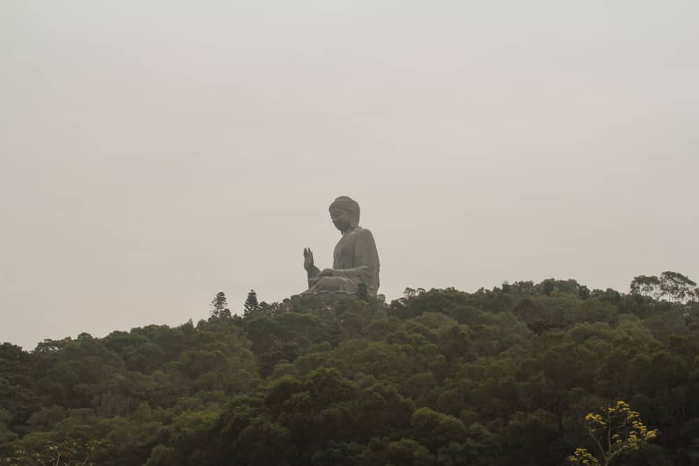The big Buddha again