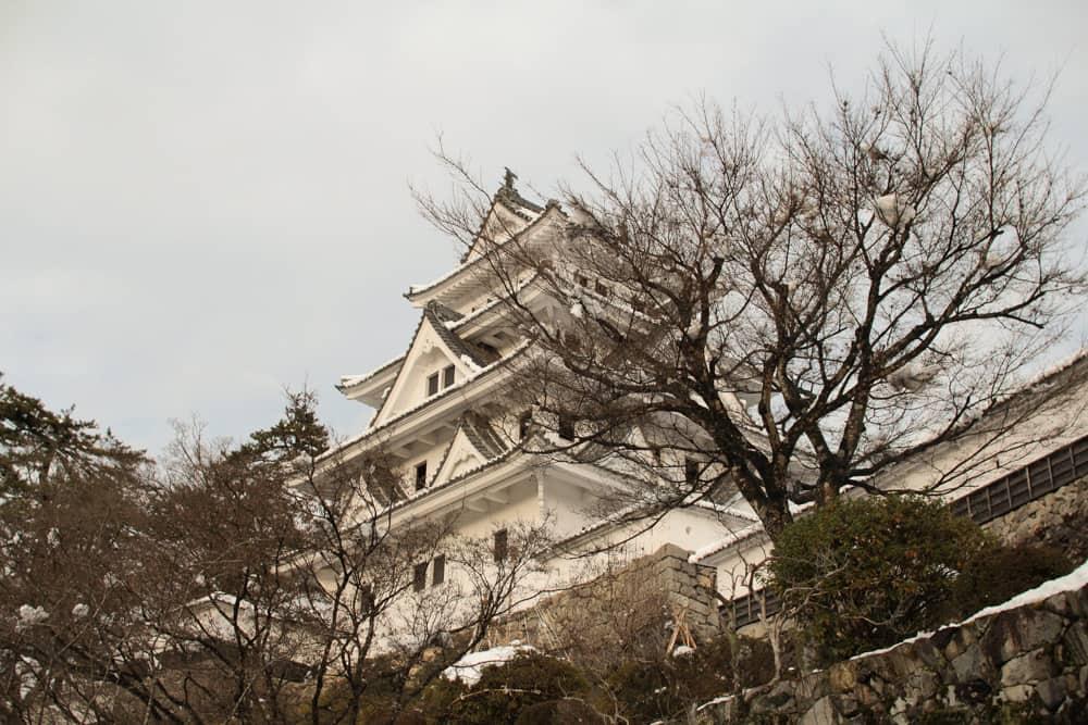 Gujo-Hachiman castle
