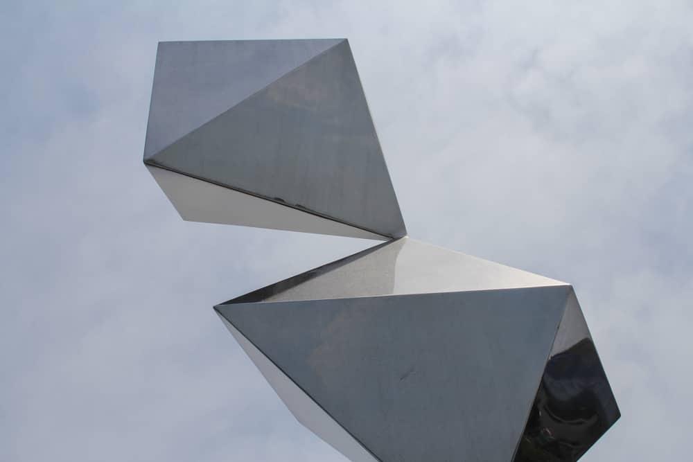 'semaphore' by Bert Flugelman
