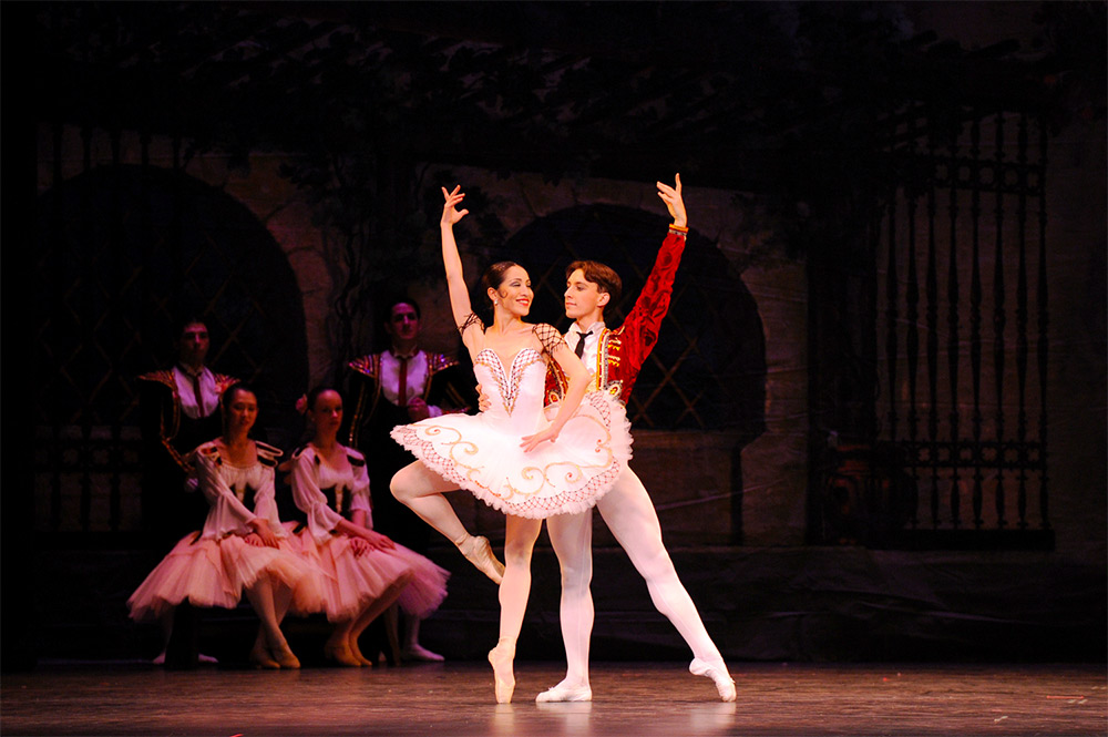 Don Quixote by New Jersey Ballet