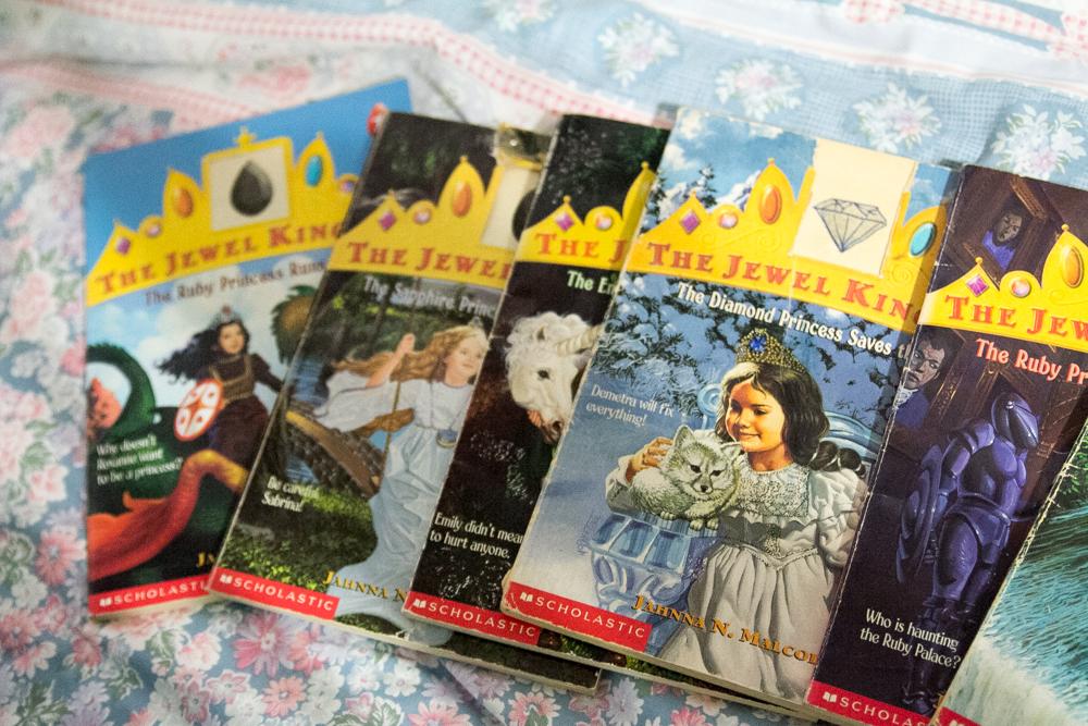 The Jewel Kingdom book series