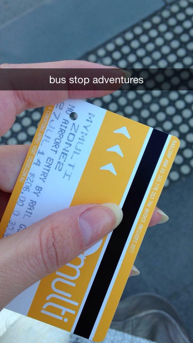 bus stop adventures