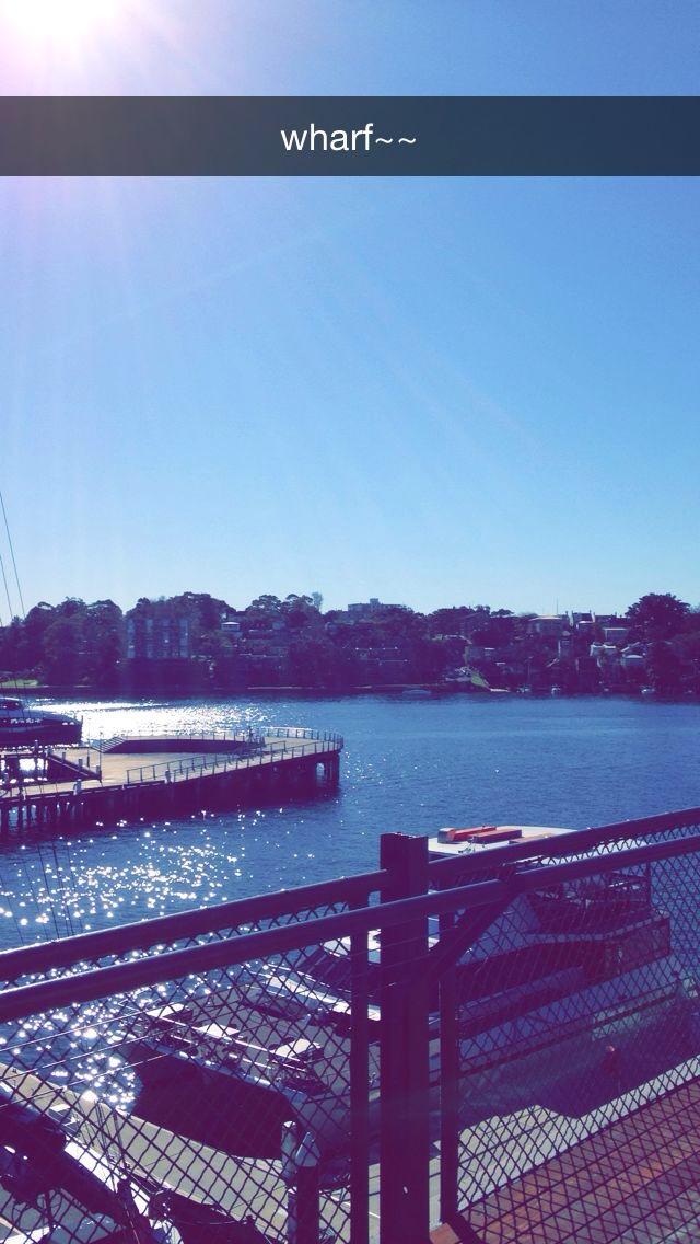 wharf~~