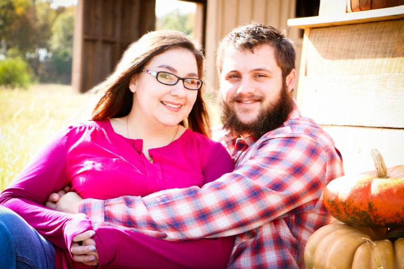 Kristi and her husband Matthew