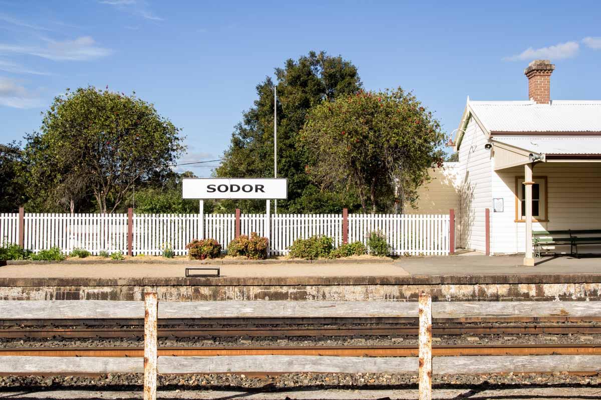Sodor station