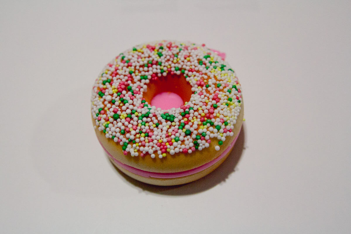 Donut mirror (closed)