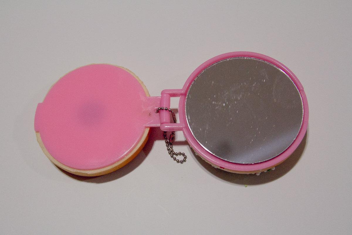 Donut mirror (open)